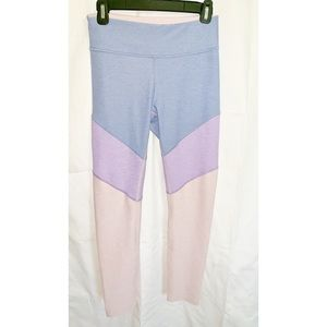 Brand New color Block Outdoor Voices 7/8 Leggings